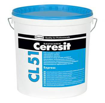 Ceresit cl 51/5 эластичная полимерная гидроизоляция производитель пенополиуретановый наполнитель для мебели купить