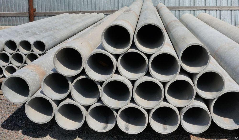 Труба асбесто цементная безнапорная диаметр 100мм