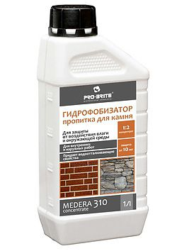 Гидрофобизатор-пропитка Medera 310 Concentrate 1:2 для камня 1л